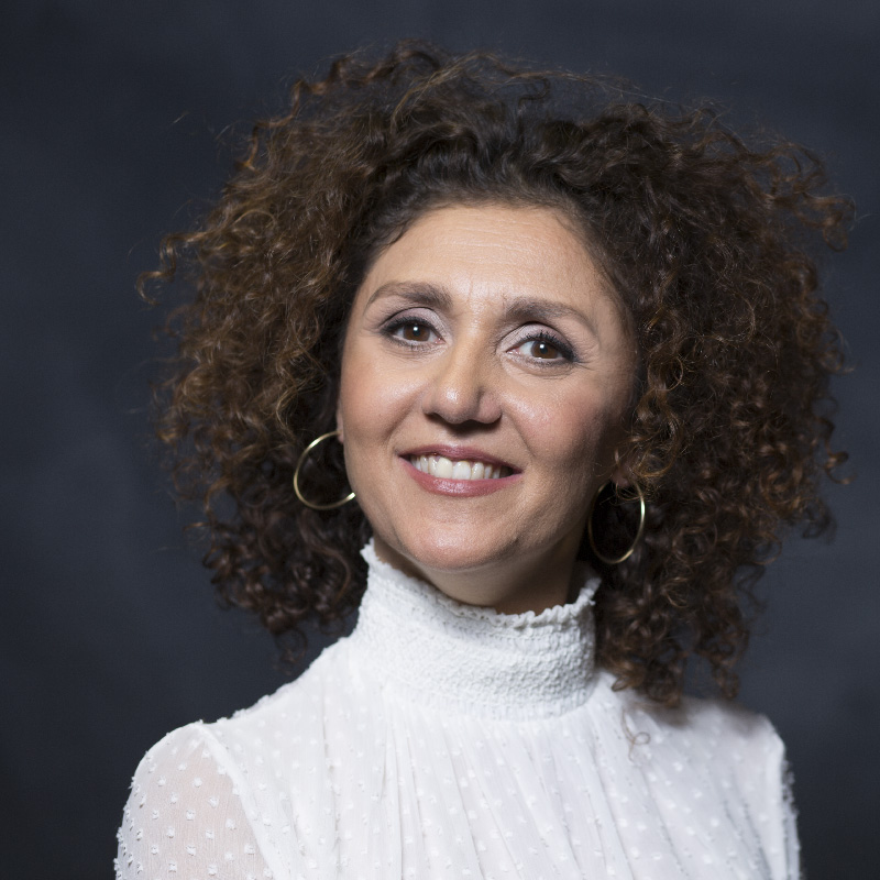 Portrait Ghazaleh Djananpour © klemfrau.com